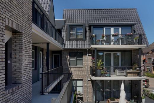 14 appartementen, Ermelo