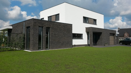 Nieuwbouwwoning te Maasbree