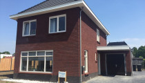 Nieuwbouw woonhuis Almelo Noord Oost