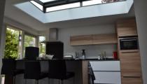 Verbouwing en uitbreiding keuken