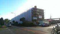 schil renovatie 45 appartementen te Alkmaar