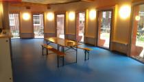 Verbouwing speeltuin vereniging school