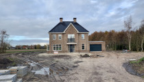 Nieuwbouw herenhuis