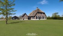 Geheel gerenoveerde woonboerderij in Emst