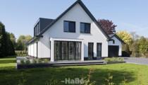 Strakke villa met royale veranda in Veenendaal