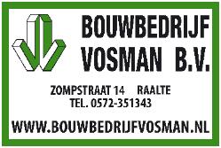 Bouwbedrijf Vosman B.V.