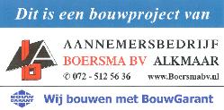 Aannemersbedrijf Boersma BV