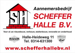 Aannemersbedrijf Scheffer Halle B.V.